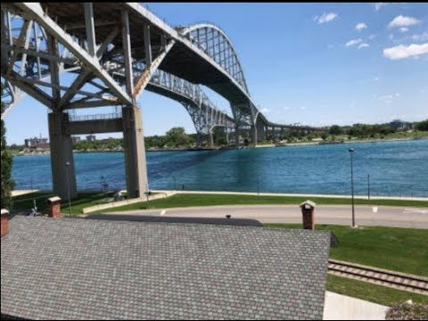 Ship Cam – Port Huron, Michigan USA | StreamTime LIVE