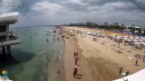 The central beach of Lignano Sabbiadoro (Italy) – Spiaggia LIVE streaming HD Webcam