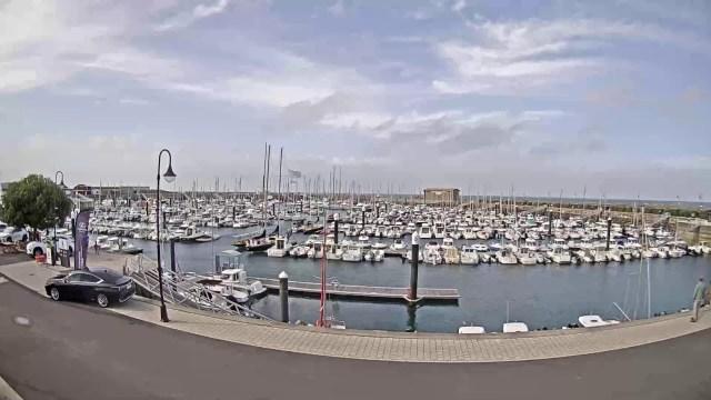 Webcam Noirmoutier – Port de l'Herbaudière