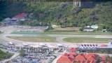 St-Barth.com Live Webcam – Avions au décollage
