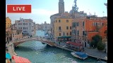 Live View of Ponte delle Guglie Venice – View from Hotel Filù Venezia