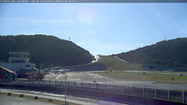 St-Barth.com Live Webcam – Col de la Tourmente