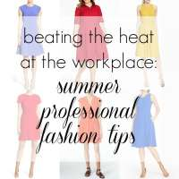 Ask Allie: Dressing Professionally in the Heat