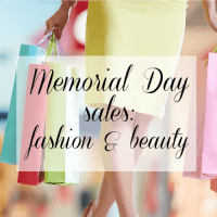 Memorial Day Sales - My Picks