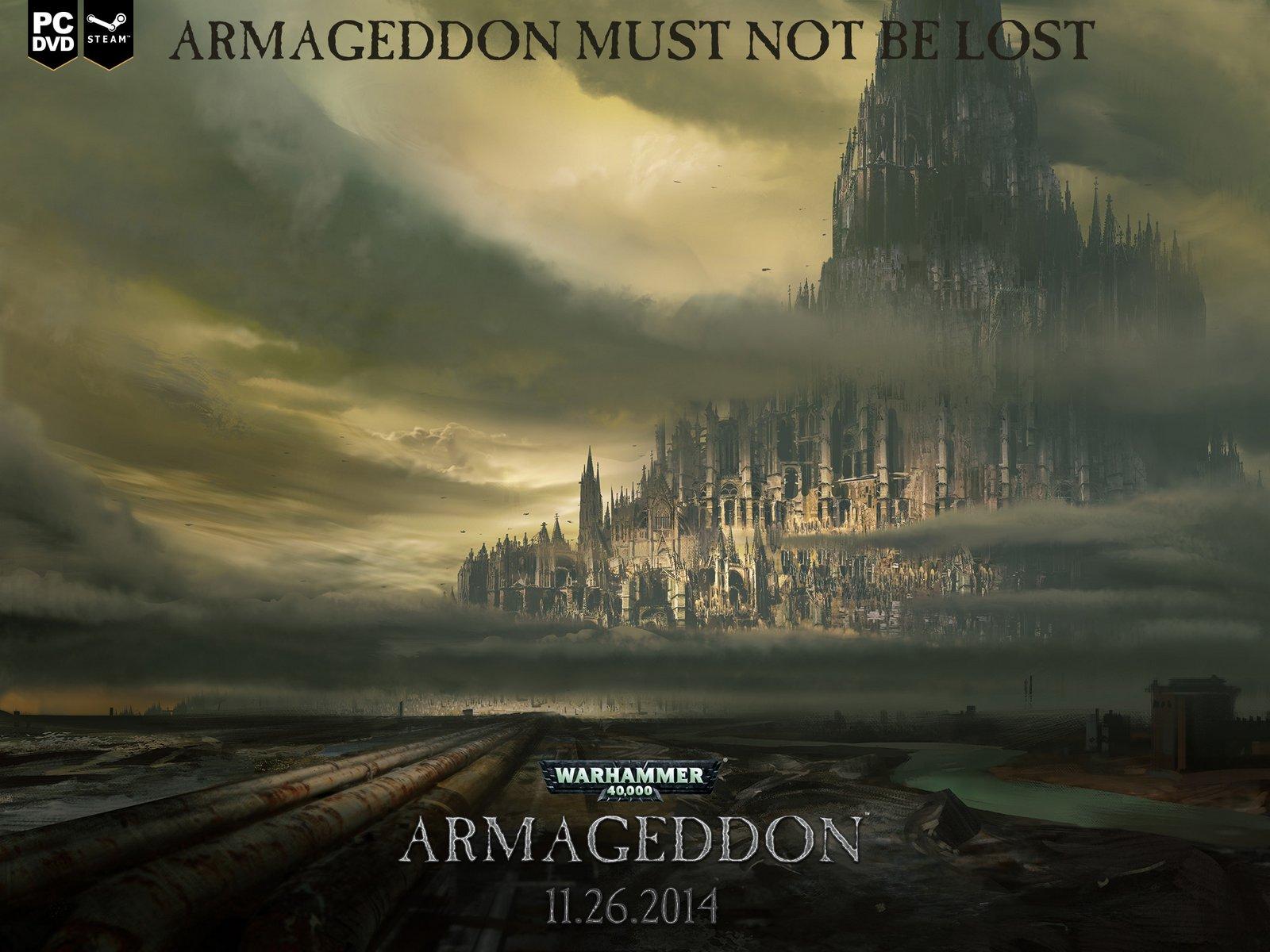 [W40K] Collection d'images : Villes et Ruches dans Wharmmer 40.000 - Page 2 Warhammer-40000-armageddon-hive