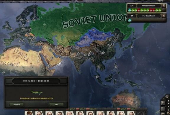 AAR Hearts of Iron IV : valse soviétique, 1937 – 1940