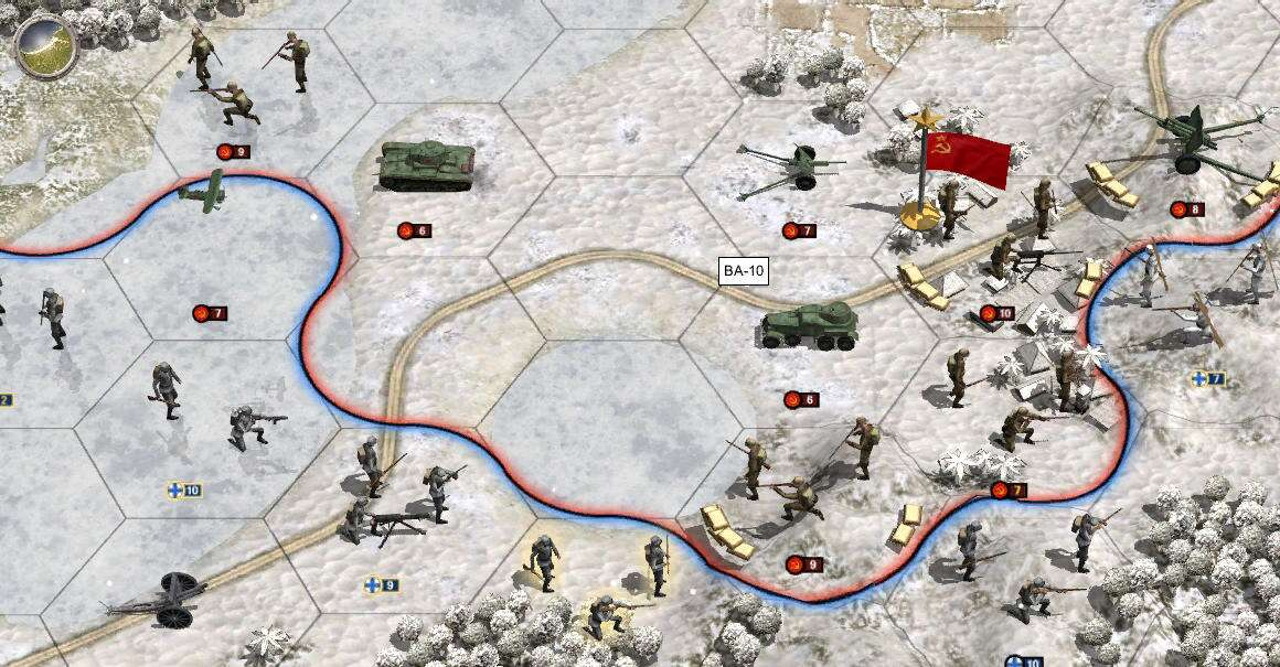 AAR Order of Battle – Winter War : un drink pour Mr Molotov - La gazette du wargamer
