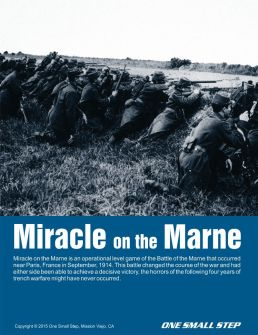 Sortie de Miracle on the Marne