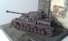 Panzer IV G model photo
