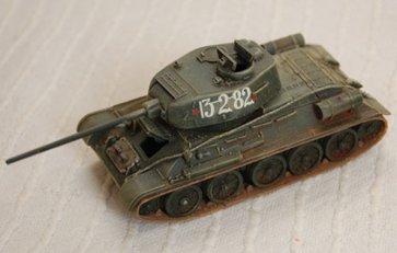 T34/85 model photo