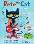 Pete the Cat Visits the Library