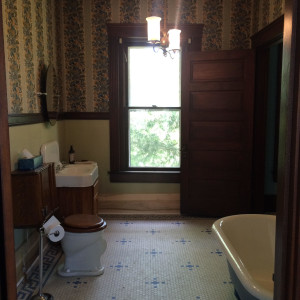 Groom's Bathroom