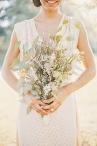 Eco-Friendly Bridesmaid Bouquet