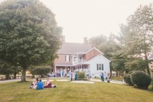 Eco-Friendly Picnic Wedding