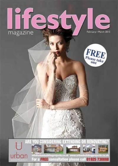 Lifestyle magazine Feb/March 2015 - Warrington Worldwide