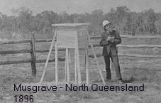 Musgrave - Stevenson screen 1896