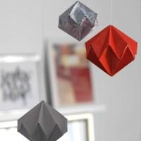 Ein Abend im Flying Fawn & eine Origami Diamant Anleitung für Euch.