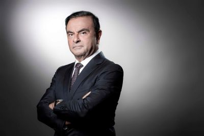 Nissan says chairman Carlos Ghosn arrested for