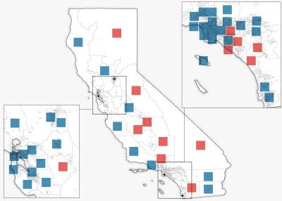 California primary election results 2018: Governor, Senate and House races - The Washington Post