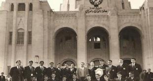 مزهر الشاوي مدير عام الموانئ في الوسط