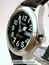 Citizen Oxy Military