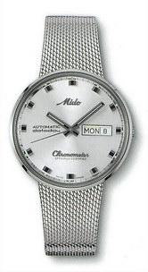 Mido Datoday Chronometer