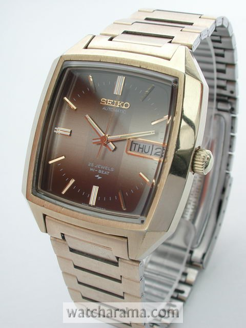 Vintage Seiko Hi Beat Automatic Day Date