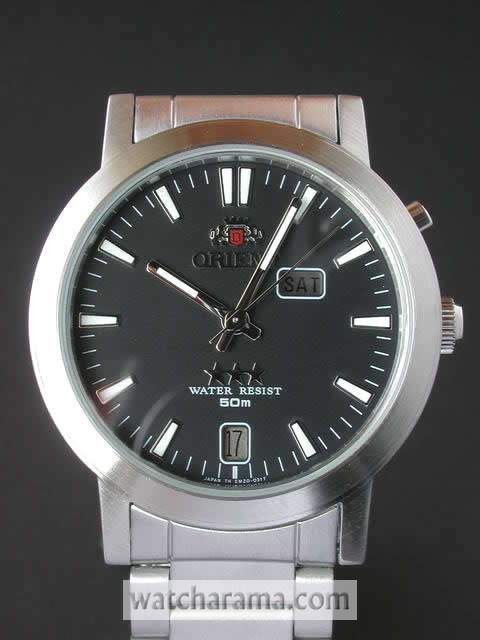 Orient 3 Star Automatic Day Date