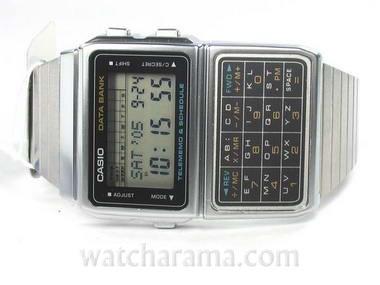 Casio DBC610-1A Databank Calculator