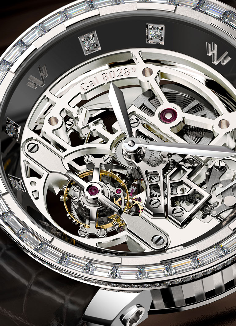 DeWitt_OnlyWatch_01_Twenty-8-Eight High Jewellery Skeleton Tourbillon