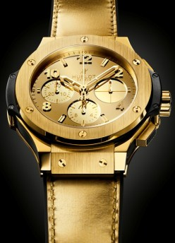 Hublot Big Bang Zegg & Cerlatti Yellow Gold-02
