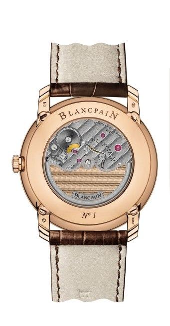 Blancpain Villeret 8 jours back