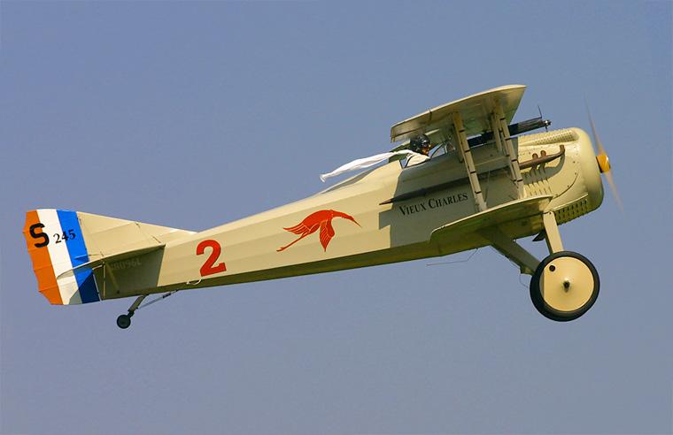 Avion de Goerges Guynemer