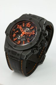 Hublot Big Bang Unico All Black Orange
