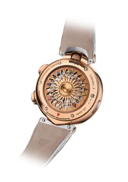 Christophe Claret Margot Or Rose Fond Boîtier
