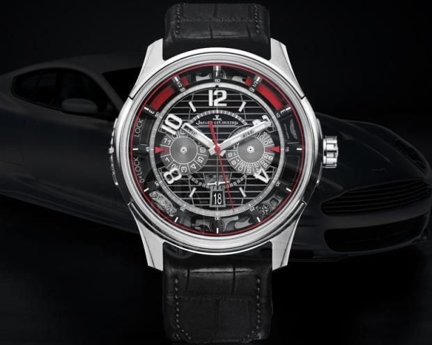 Jeager LeCoultre et Aston Martin