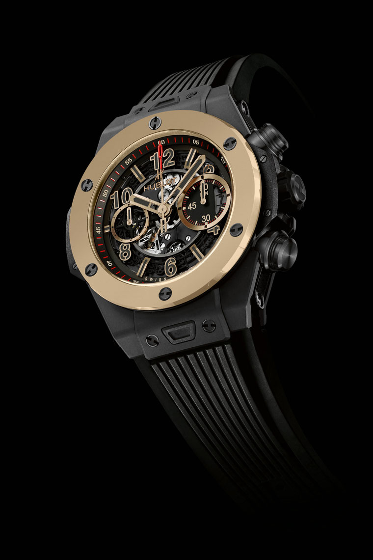 Hublot Big Bang Unico Magic Gold Photo Pub