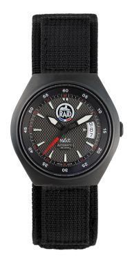 MATWatches RAID montre vue face RAID