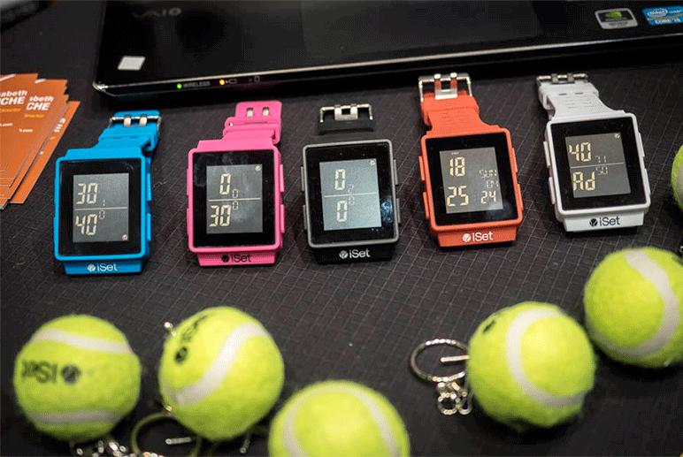 La smartwatch sportive de iSetWatch