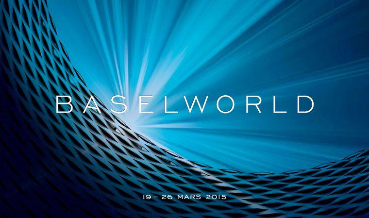 Logo Baselworld 2015