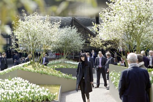 Baselworld exterieur entree Watch World Guide