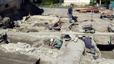 Fouilles archéologiques Aventicum