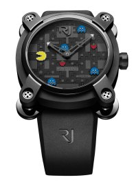 Romain Jerome Pacman 46mm blue fantoms