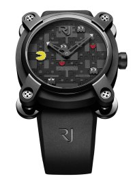 Romain Jerome Pacman 46mm black