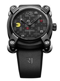 Romain Jerome Pacman 46mm black