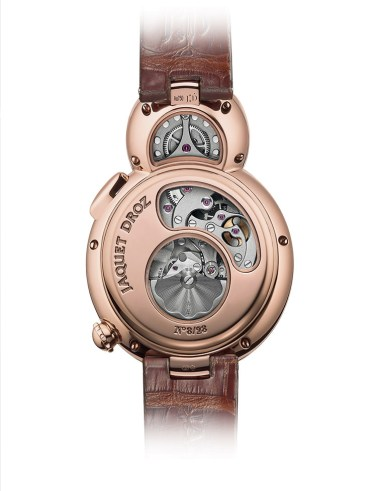 Jaquet Droz Lady 8 Flower dos