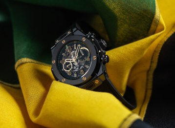 Hublot Big Bang UNICO Usain Bolt All Black