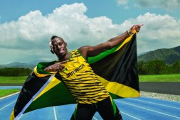 Hublot Big Bang UNICO Usain Bolt drapeau jamaique
