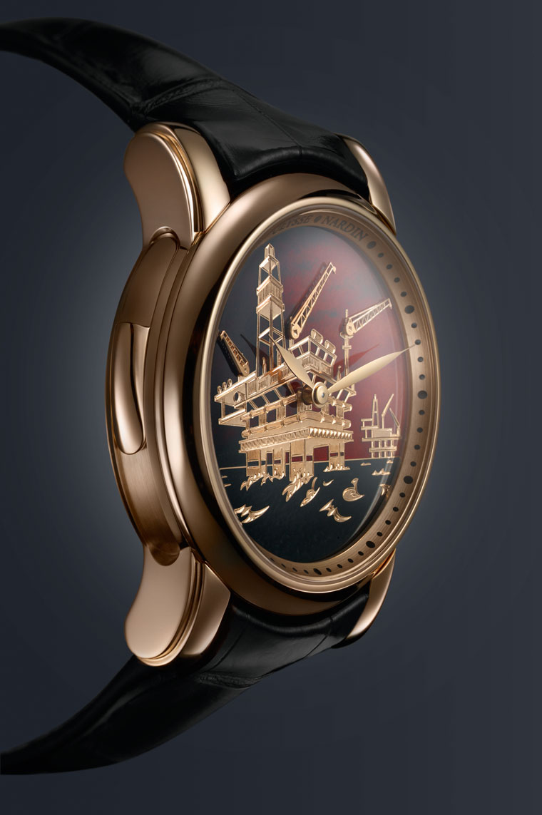 Ulysse Nardin North Sea Minute Repeater 01