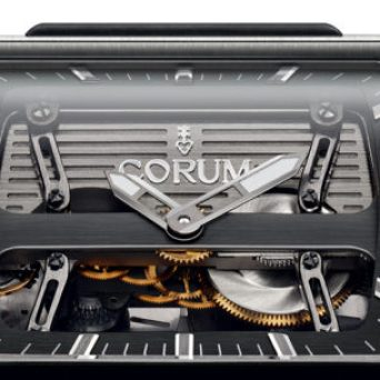 Corum logo ti bridge